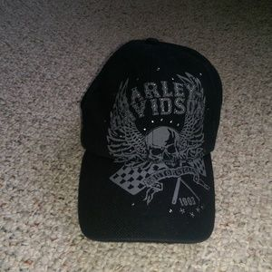 Harley Davidson Adjustable Hat